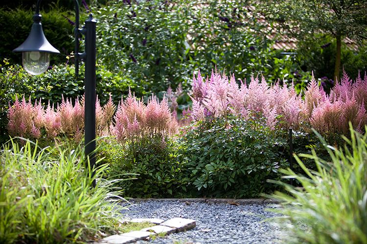vos tuinvisie landelijke tuin