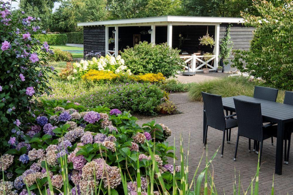 Ontwerp en aanleg landelijke tuin in Epe 10