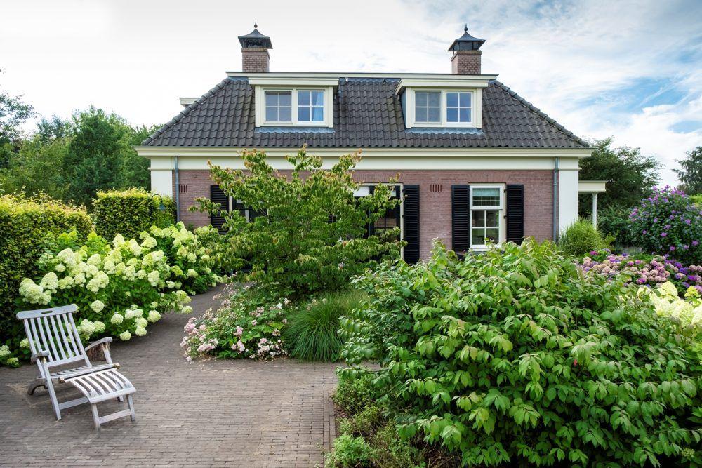 Ontwerp en aanleg landelijke tuin in Epe 3